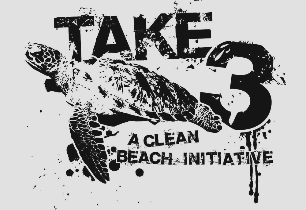 Take 3 Clean Beach